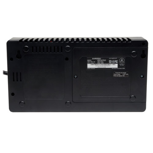 Tripp Lite AVR, 300W A linea interattiva 550VA 8AC outlet(s) Torre Nero gruppo di continuità (UPS)