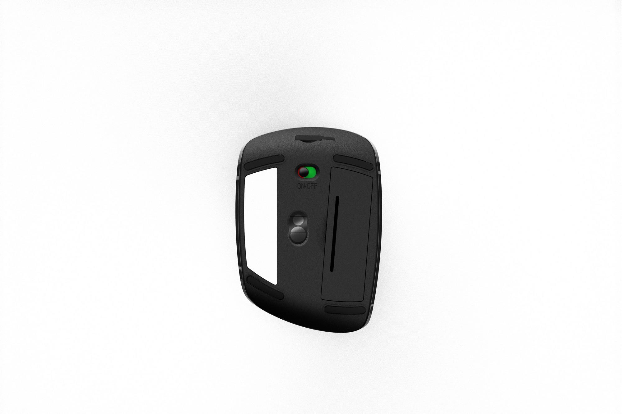 Penclic 4xR2 + 2xD2 2400DPI Nero mouse