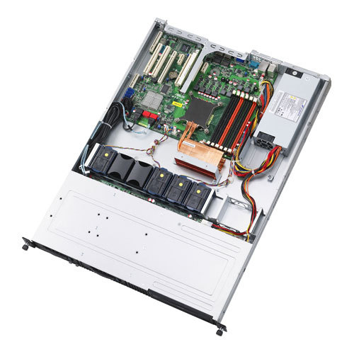 ASUS RS300-E6/PS2 Intel 3420 LGA 1156 (Socket H) 1U Nero