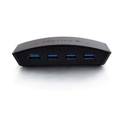 C2G 29056 5000Mbit/s Nero perno e concentratore