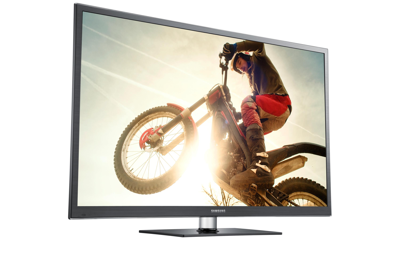 """Samsung PS51E6505EU 51"""" Full HD Compatibilità 3D Nero TV al plasma"""