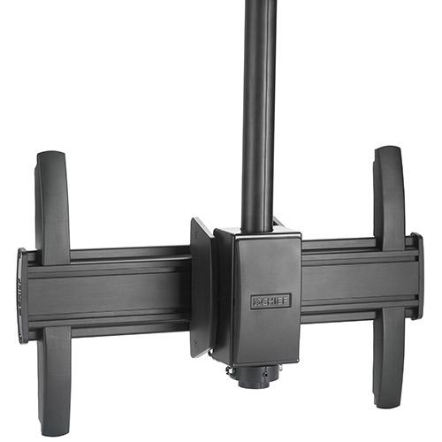 Chief LCM1U Nero supporto a soffitto per tv a schermo piatto
