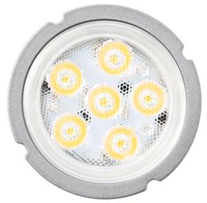Samsung GU10 PAR16 3.3W 3.3W GU10 A Bianco caldo lampada LED