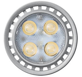 Samsung GU10 PAR16 9.5W dim. 8W GU10 A Bianco caldo lampada LED