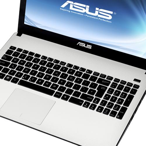 "ASUS F501A-XX187R 2.3GHz i3-2350M 15.6"" 1366 x 768Pixel Bianco Computer portatile notebook/portatile"
