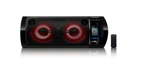 Sony FST-GTK33IP 420W Nero set audio da casa