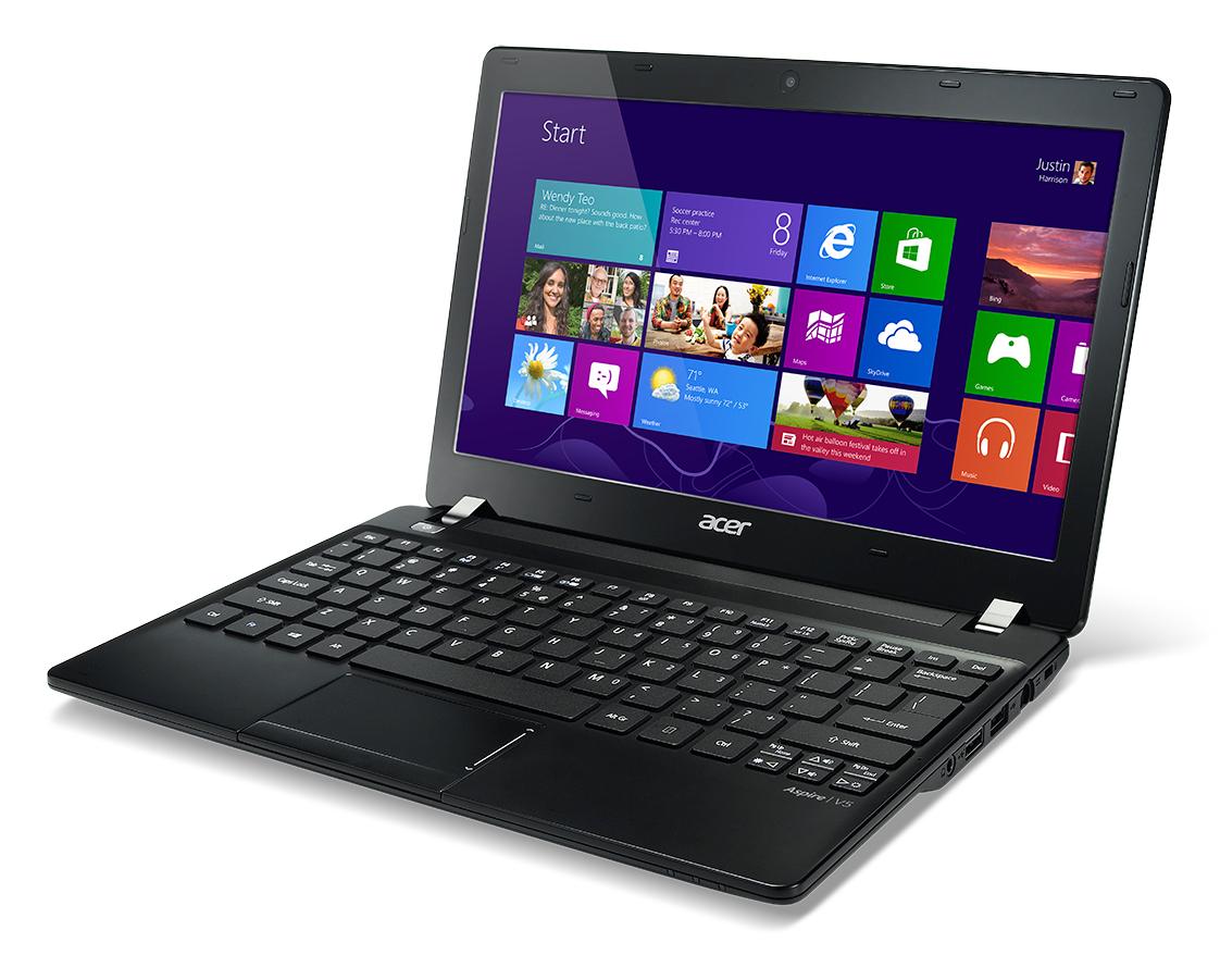 "Acer Aspire 121-C74G32akk 1GHz C-70 11.6"" 1366 x 768Pixel Nero Computer portatile"