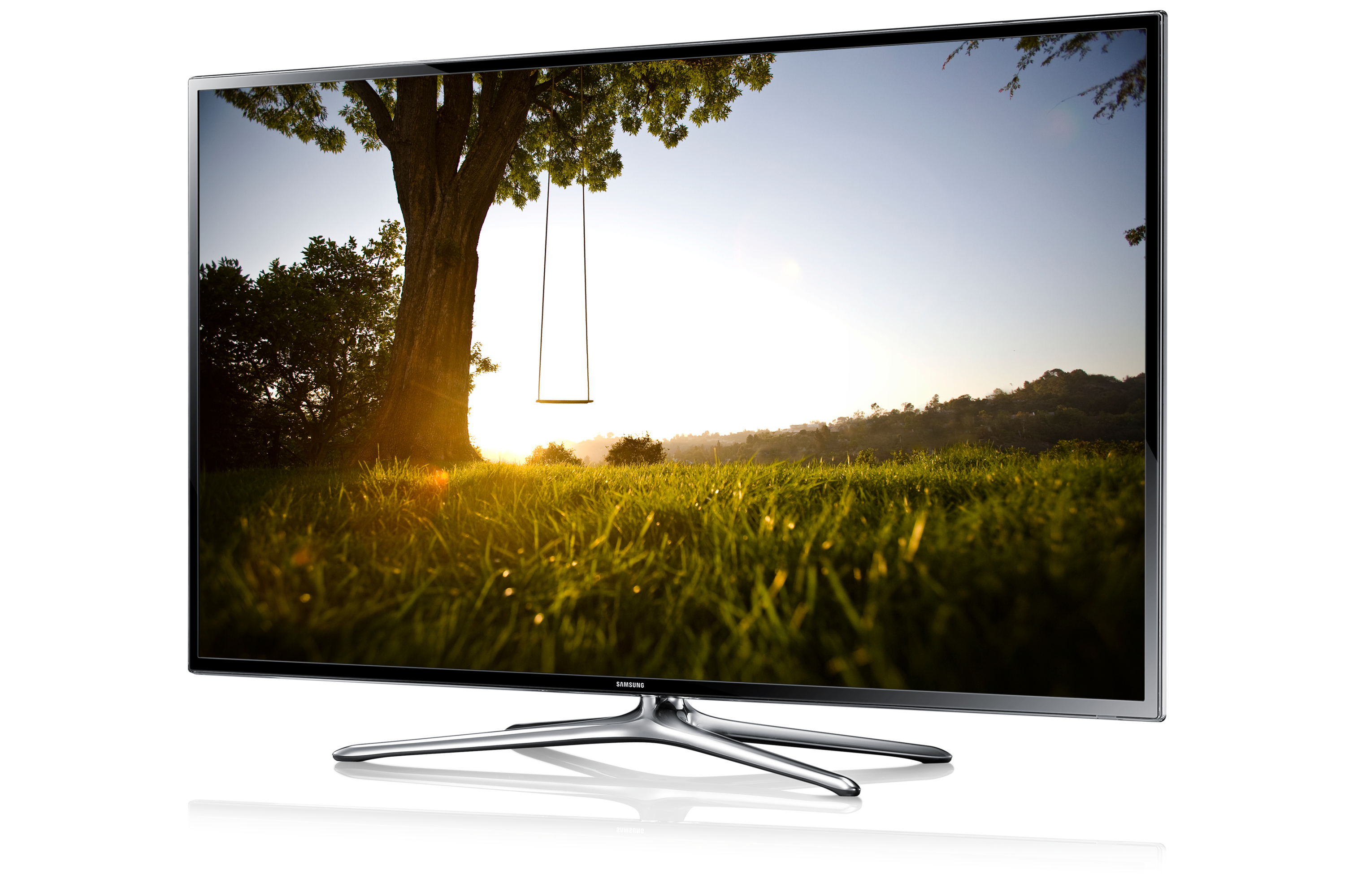 "Samsung UE55F6400AW 55"" Full HD Compatibilità 3D Smart TV Wi-Fi Nero LED TV"
