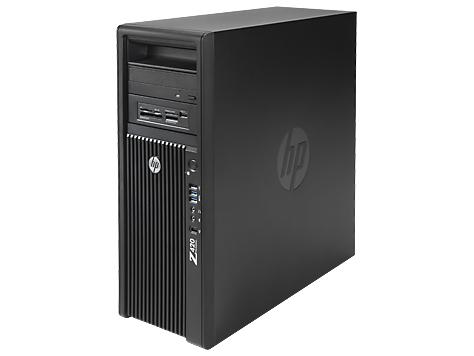 WS HP Z420 E5-1603 32Gb 120Gb SSD NVidia NVS 315 DVD W7Pro - ECOWSHPZ420_1_SSD