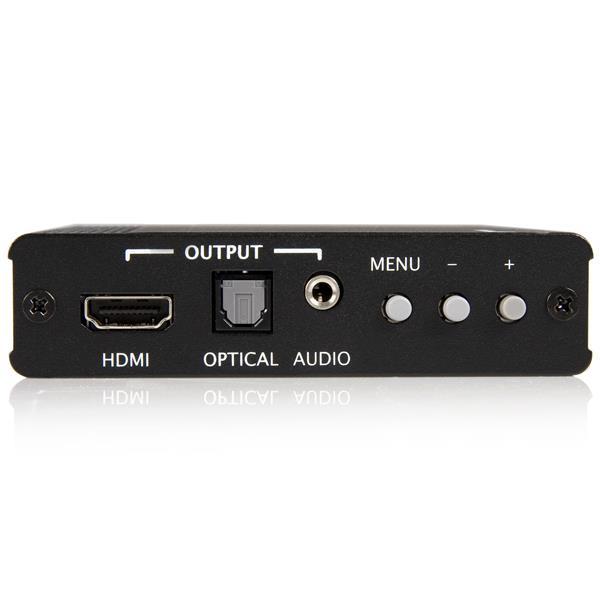 StarTech.com Convertitore audio/video professionale VGA a HDMI, con scaler