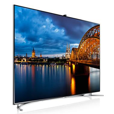 "Samsung UE55F8090SL 55"" Full HD Compatibilità 3D Smart TV Wi-Fi Nero LED TV"