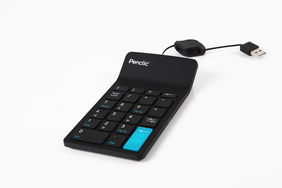 Penclic Numpad N2 USB Nero tastierino numerico