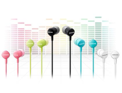 Samsung EO-HS130 Stereofonico Auricolare Blu cuffia e auricolare