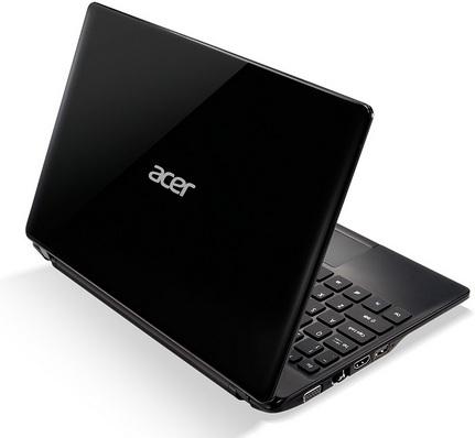 "Acer Aspire 121-C74G50Akk 1GHz C-70 11.6"" Nero Computer portatile"