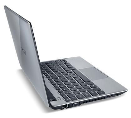 "Acer Aspire 131-10072G50ass 1.5GHz 1007U 11.6"" 1366 x 768Pixel Argento Computer portatile"