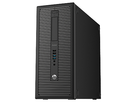 HP ProDesk 600 G1 3GHz G3220 Microtorre Nero PC
