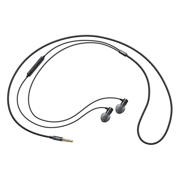 Samsung EO-HS5303BE Auricolare Stereofonico Cablato Nero auricolare per telefono cellulare