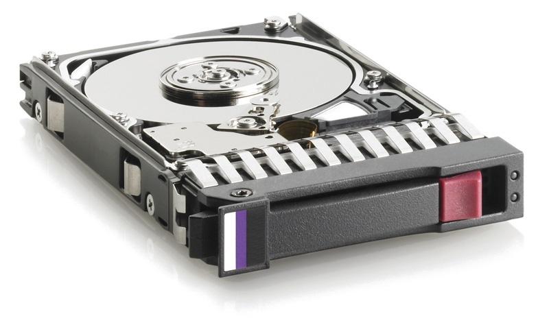 HP 600GB Hard Drive 15000RPM 3.5-inch 6G SAS Hard Drive 600GB SAS disco rigido interno