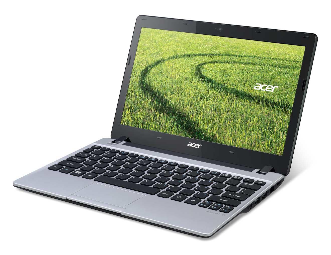 "Acer Aspire 123 1GHz E1-2100 11.6"" 1366 x 768Pixel Grigio Computer portatile"