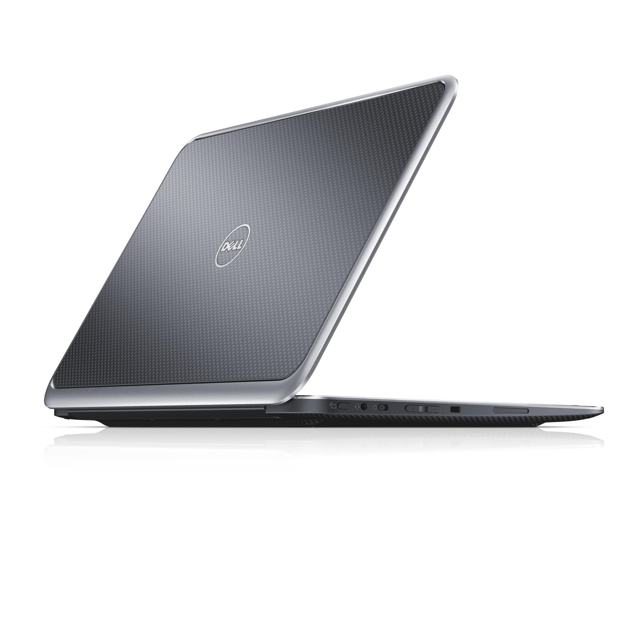 "DELL XPS 12 1.6GHz i5-4200U 12.5"" 1920 x 1080Pixel Touch screen Nero Computer portatile"