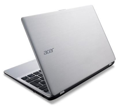 """Acer Aspire 132-10192G50nss 1GHz 1019Y 11.6"""" 1366 x 768Pixel Argento Computer portatile"""