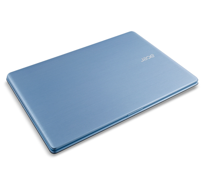 "Acer Aspire 132P-3322Y6G50nbb 1.4GHz i3-3229Y 11.6"" 1366 x 768Pixel Touch screen Blu Computer portatile"