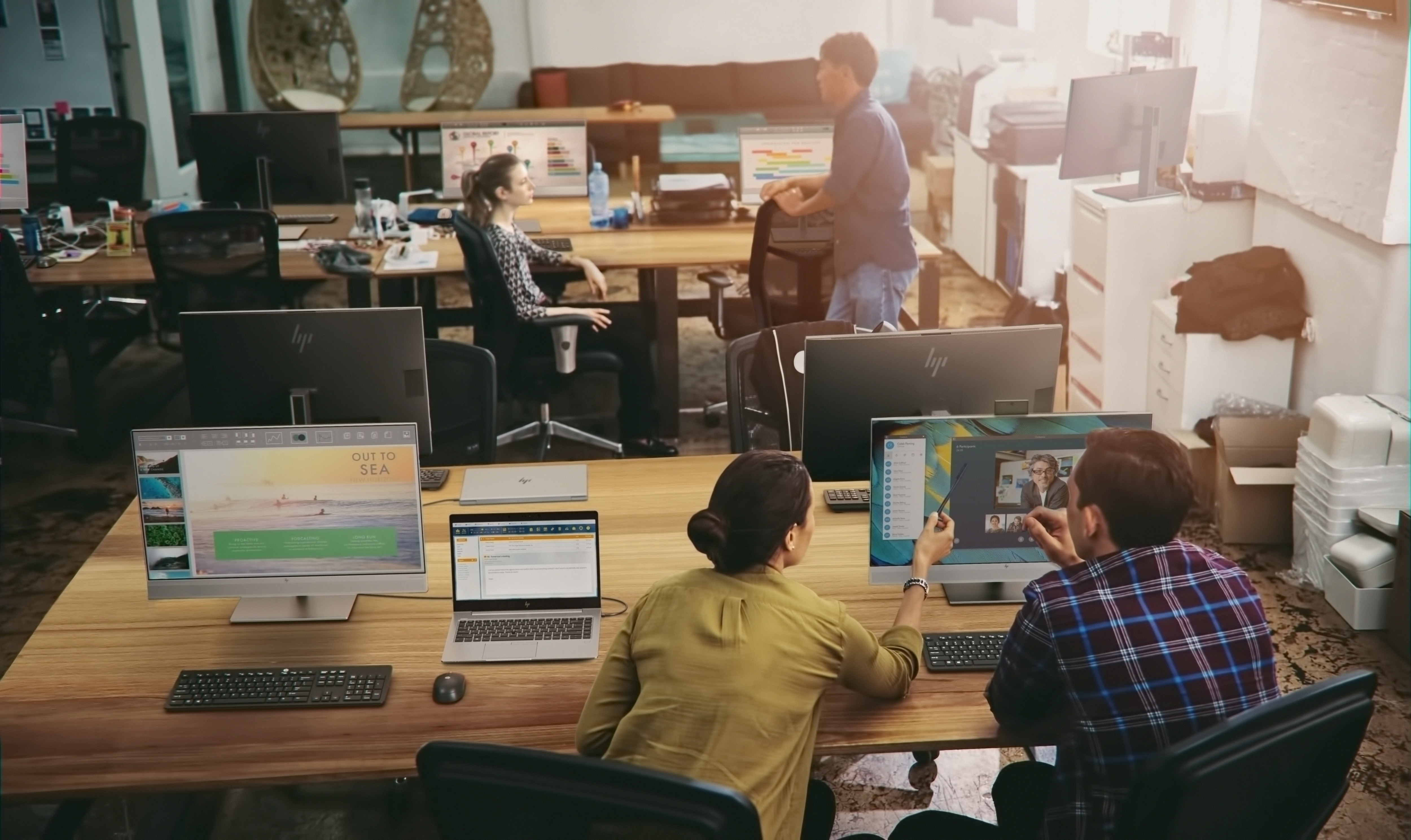 Monitor HP EliteDisplay S231D 23