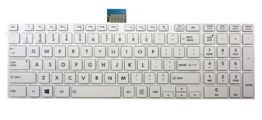 Toshiba H000046130 Tastiera ricambio per notebook