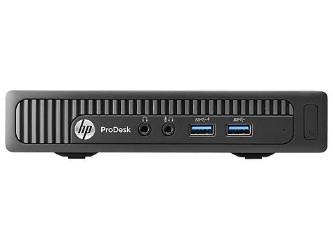 HP ProDesk 600 G1 2.9GHz i5-4570T Nero Mini PC