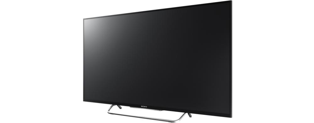 """Sony KDL55W828BBAE2 55"""" Full HD Compatibilità 3D Smart TV Wi-Fi Nero LED TV"""