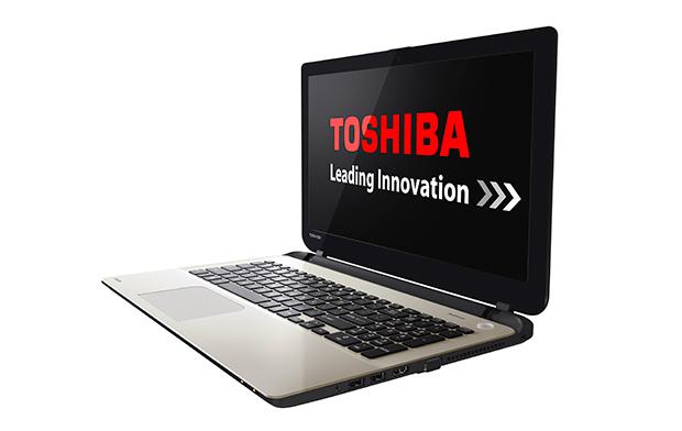 "Toshiba Satellite L50-B-18L 1.8GHz i7-4500U 15.6"" 1366 x 768Pixel Oro Computer portatile"