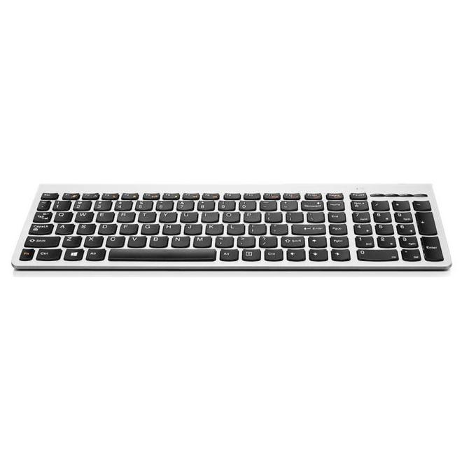 Lenovo 25203502 Thai Argento tastiera