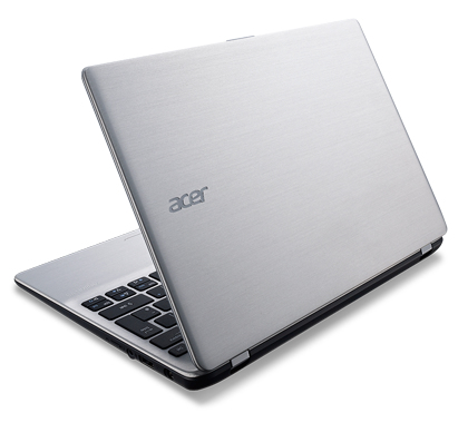 "Acer Aspire 122P-61456G50nss 1GHz A6-1450 11.6"" 1366 x 768Pixel Touch screen Argento Computer portatile"