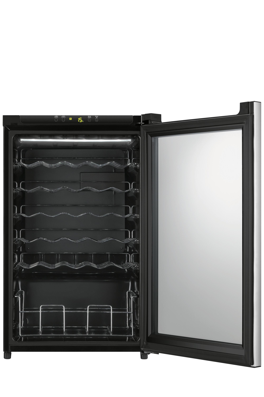Samsung RW33EBSS Libera installazione Nero 33bottiglia/bottiglie C
