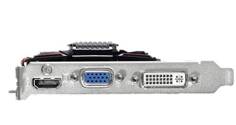ASUS 90YV06K0-M0NA00 GeForce GT 730 2GB GDDR3 scheda video