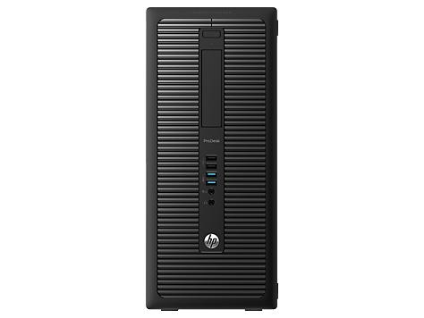 HP ProDesk 600 G1 3.5GHz i5-4690 Microtorre Nero PC