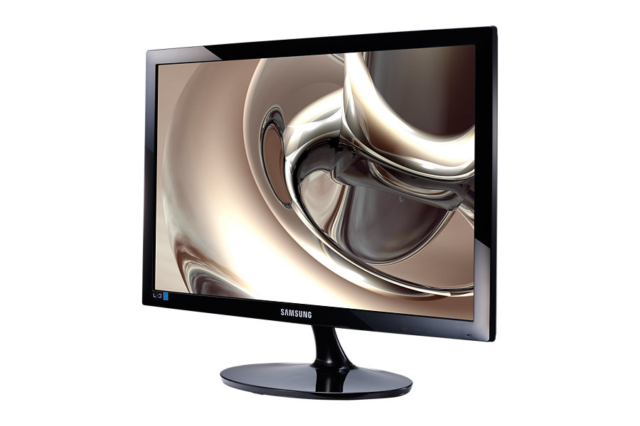 "Samsung S19D300NY 18.5"" HD TN Nero monitor piatto per PC"