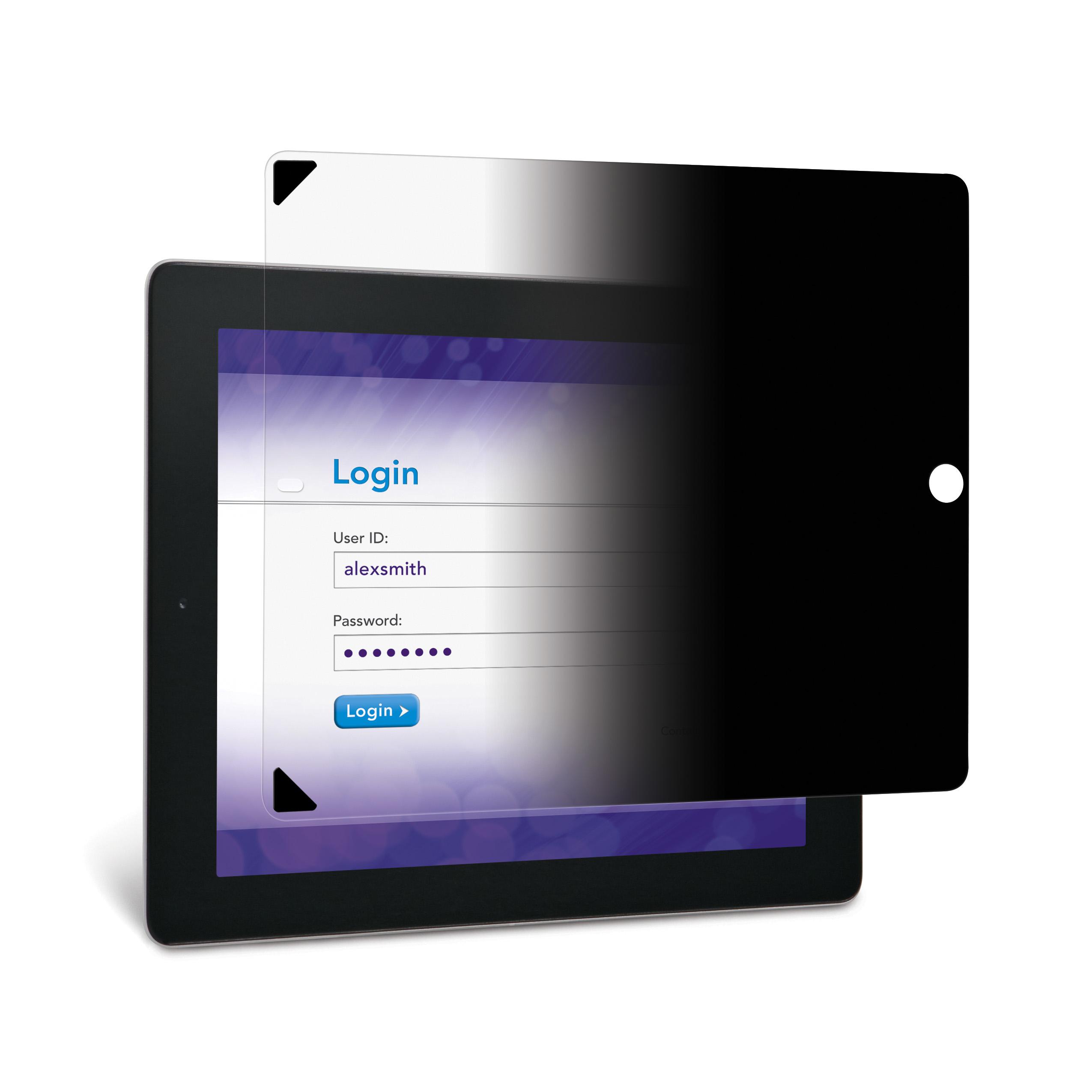 3M Filtro Privacy facile da applicare per Dell Venue 11 Pro utilizzo orizzontale
