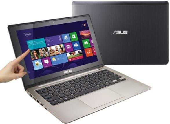 "ASUS F450LD-CA051H 1.6GHz i5-4200U 14"" 1366 x 768Pixel Touch screen Grigio, Acciaio inossidabile Computer portatile notebook/portatile"