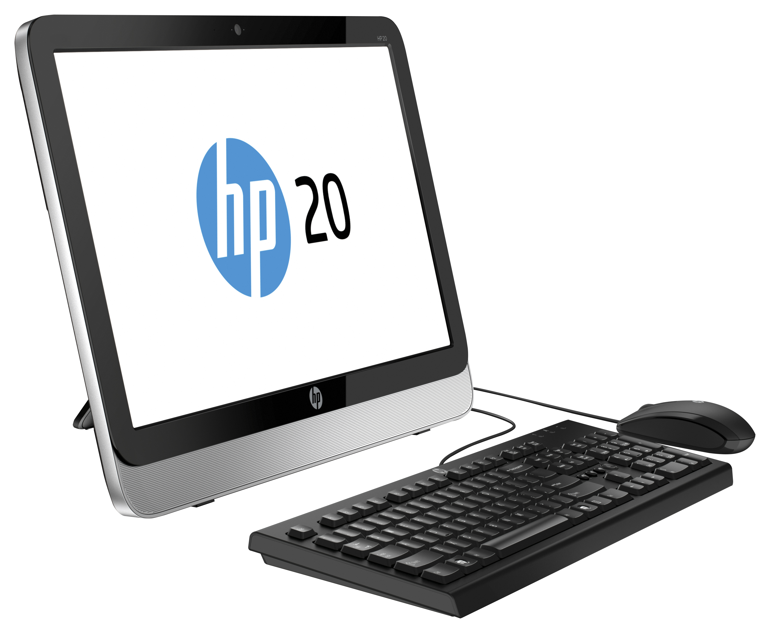 "HP 20-2311ix 3.1GHz i3-4160T 19.5"" 1600 x 900Pixel Bianco PC All-in-one"