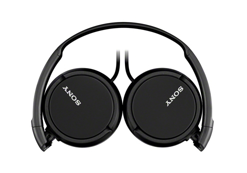 Sony ZS-PE40CPB + MDR-ZX110 Digitale 2W Nero radio CD