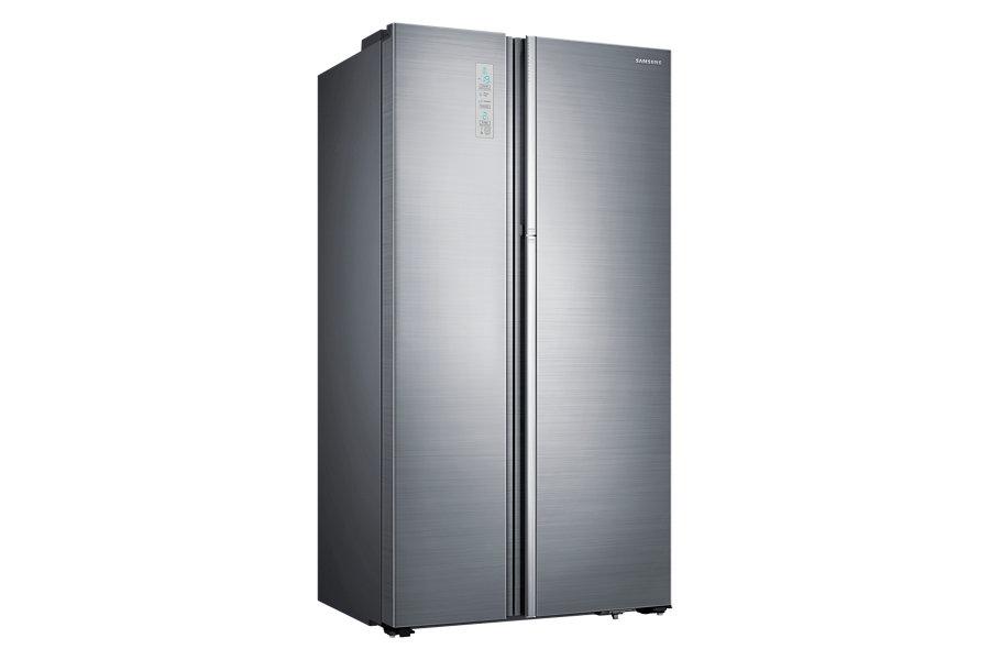 Samsung RH60H8160SL Libera installazione 609L A++ Argento frigorifero side-by-side