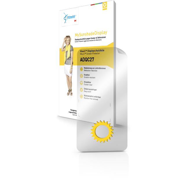 3M Vikuiti ADQC27 Pellicola proteggischermo trasparente Acer B196Lymdr 1pezzo(i)