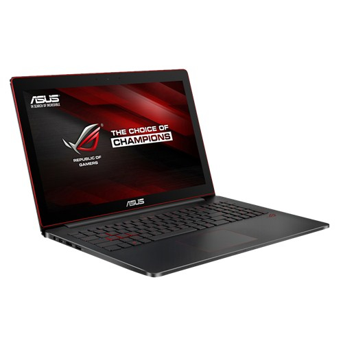 "ASUS ROG G501JW-FI201H 2.6GHz i7-4720HQ 15.6"" 3840 x 2160Pixel Nero, Rosso Computer portatile notebook/portatile"