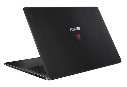 "ASUS ROG G501JW-CN160H 2.6GHz i7-4720HQ 15.6"" 1920 x 1080Pixel Nero Computer portatile notebook/portatile"