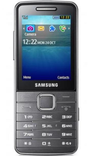 """Samsung GT-S5611 2.4"""" 91g Nero, Argento Caratteristica del telefono"""