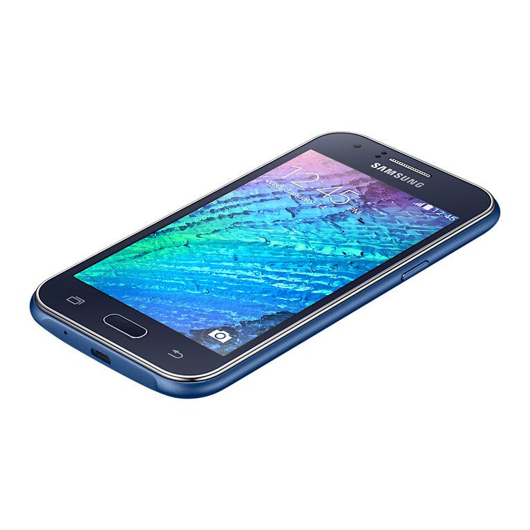Samsung Galaxy J1 Doppia SIM 4GB Blu
