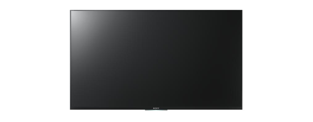 """Sony KDL-65W850C 64.5"""" Full HD Compatibilità 3D Smart TV Wi-Fi Nero LED TV"""