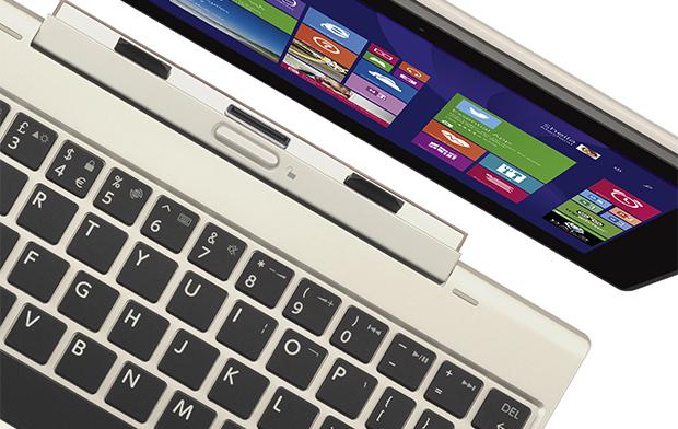 "Toshiba Satellite Click Mini L9W-B-100 1.33GHz Z3735F 8.9"" 1920 x 1200Pixel Touch screen Argento Ibrido (2 in 1)"