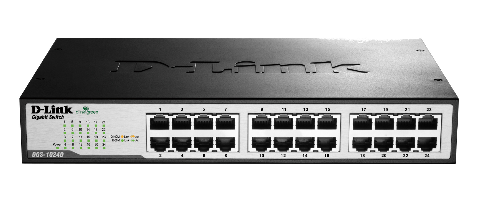 D-Link DGS-1024D Unmanaged network switch